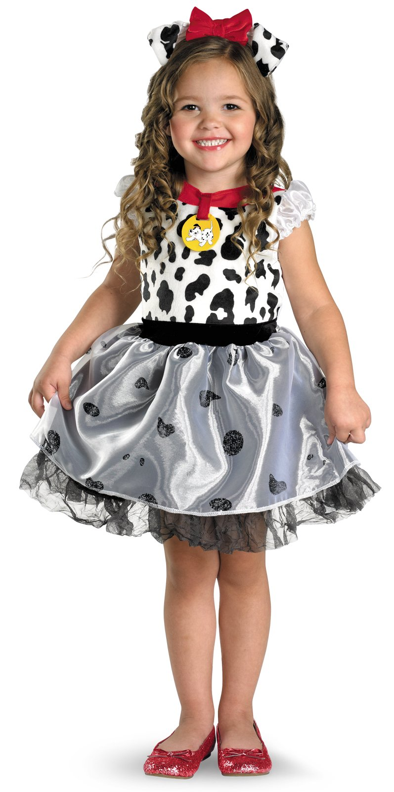 Disney 101 Dalmatians Girl Classic Infant / Toddler Costume