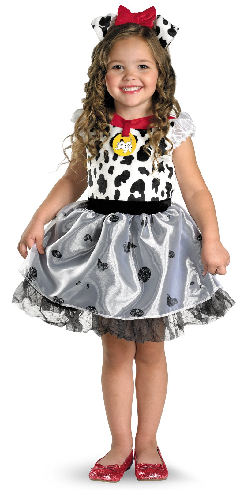 Disney 101 Dalmatians Girl Classic Child Costume