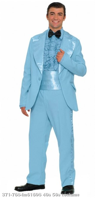 Prom King Adult Costume