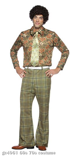Brady Bunch Mike Adult Costume