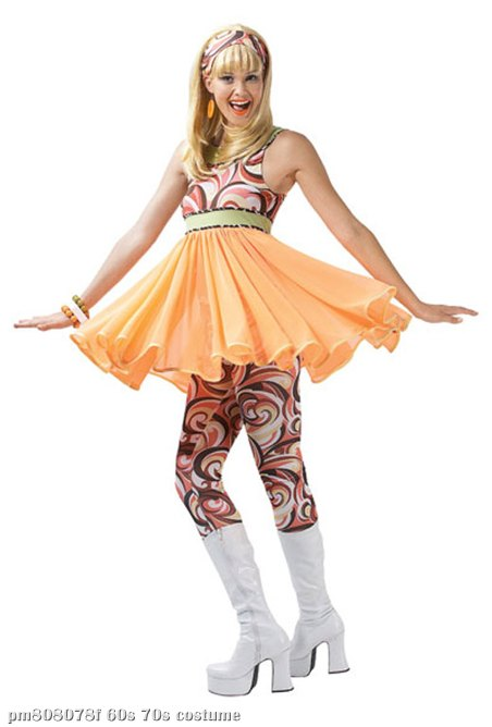 Tangerine Dream Adult Costume