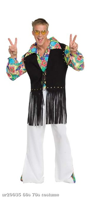 60s Dude Outta Sight Adult Costume