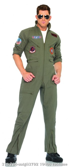 Top Gun Costume