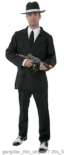 fb7c130e53a Deluxe Plus Size Gangster Costume - In Stock   About Costume Shop