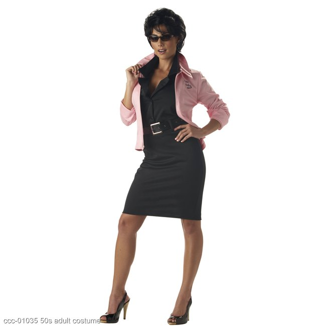 Grease Rizzo Adult Costume
