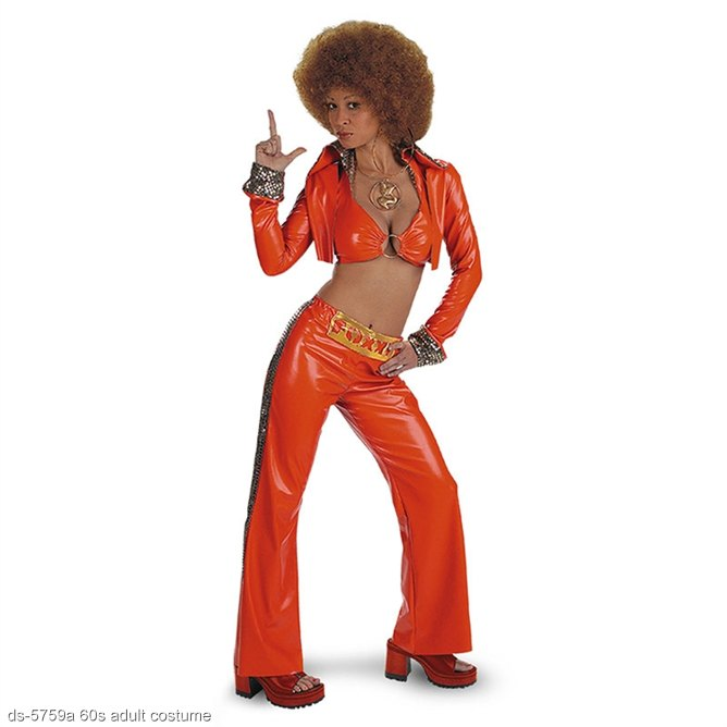 Foxxy Cleopatra Adult Costume