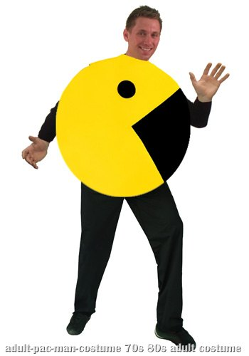 Pac Man Costumes