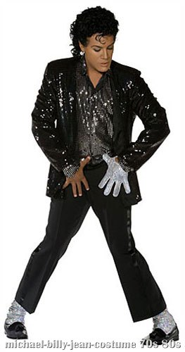 Michael Jackson Billie Jean Costume