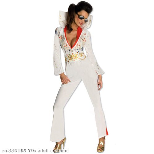 Elvis Presley Sexy Adult Costume