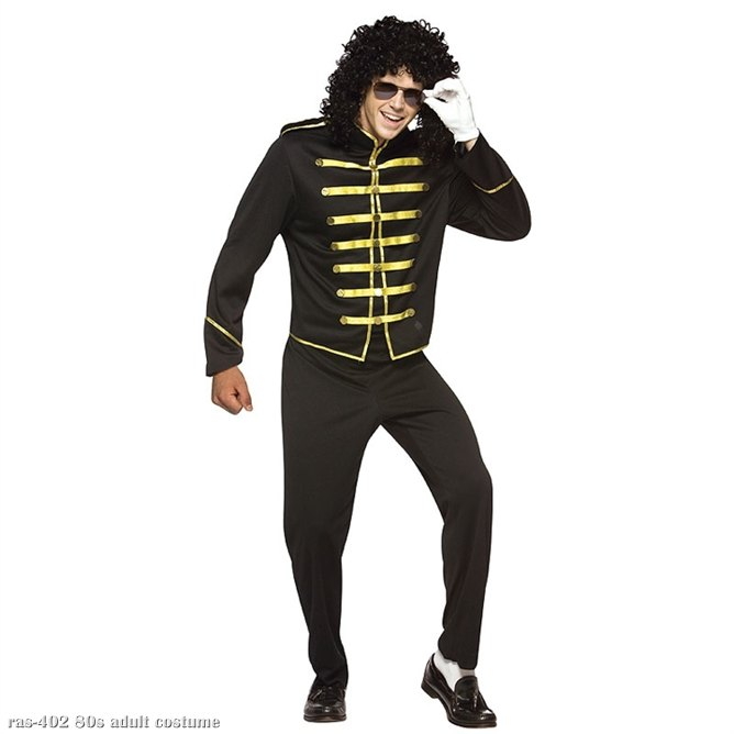 Adult 80s Pop Star Costume