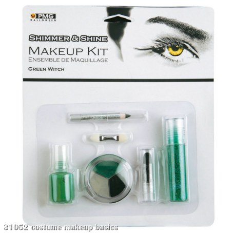 Shimmer & Shine Glamorous Green Makeup Kit