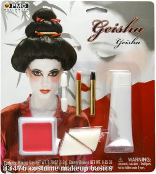 Geisha Makeup Kit