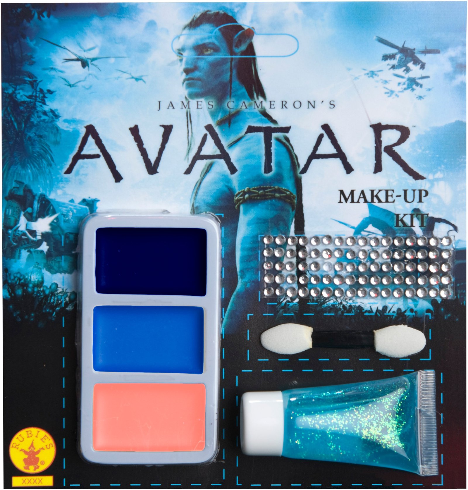 Avatar Movie Navi Avatar Make-Up Kit