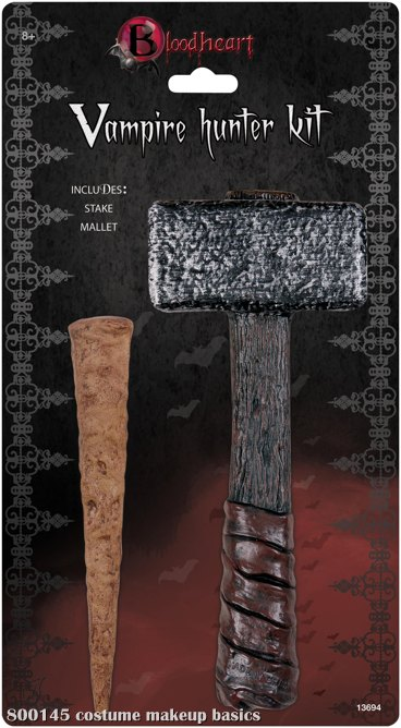 Vampire Hunter Accessory Kit (Adult)