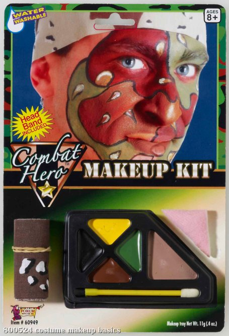 Soldiers Makeup Kit