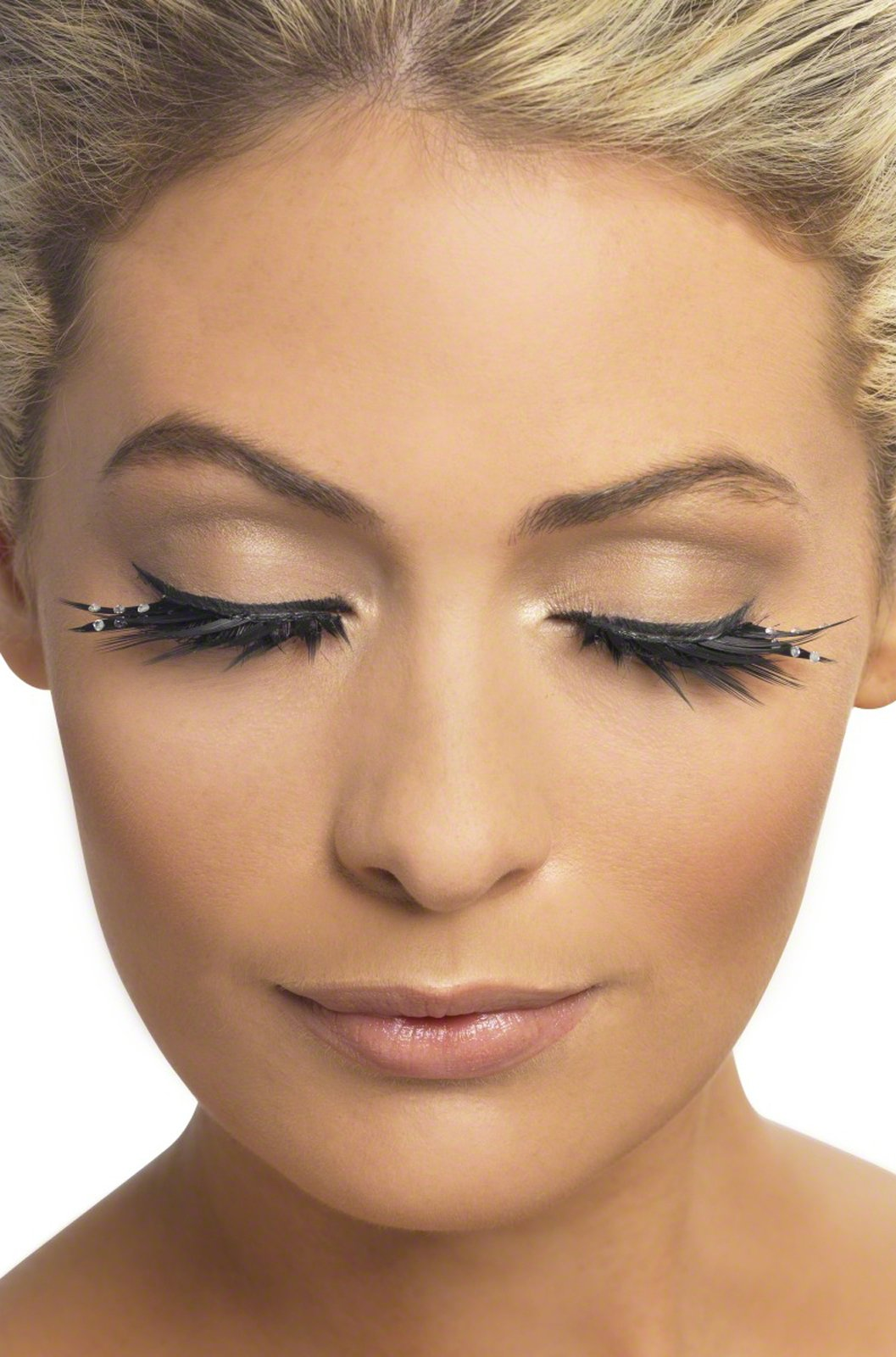 Tainted Garden Eyelashes (Adult)
