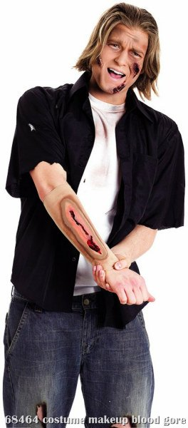 Open Wound Sleeve Adult