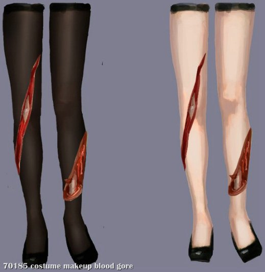 Cut to the Bone Adult Tights