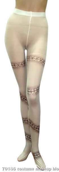Stitches Adult Tights