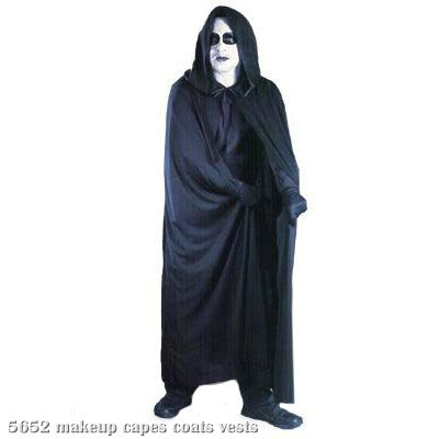 Cape, 72'' Hooded