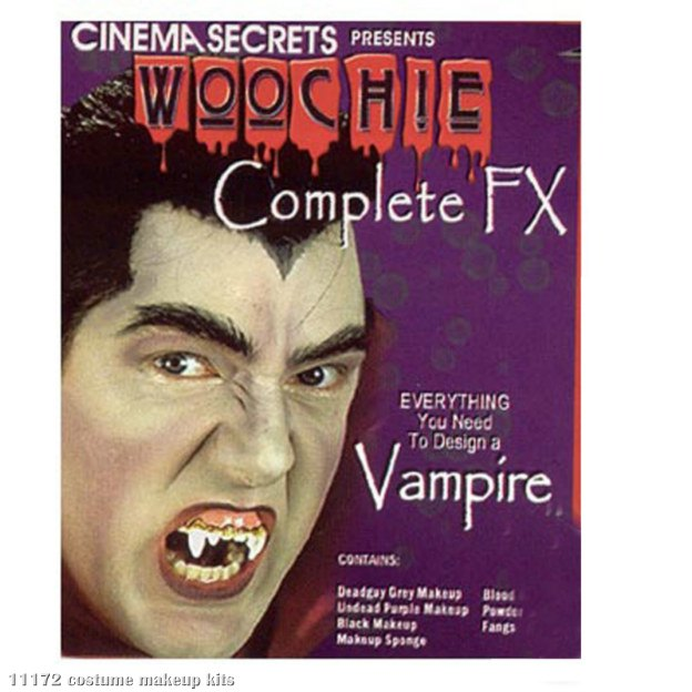 Vampire Complete Kit - Click Image to Close