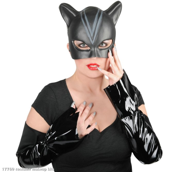 Catwoman Adult Accessory Kit