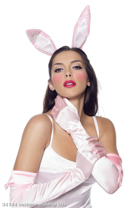 Pink Deluxe Bunny Accessory Kit