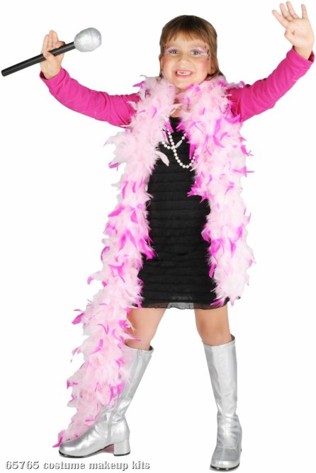 Diva Child Costume Kit