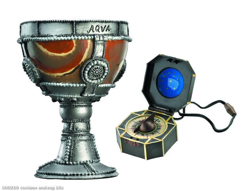 Pirates Of The Caribbean - Fountain Of Youth Accessory Kit