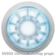 Iron Man 2 (2010) Movie - Arc Reactor Glow Accessory
