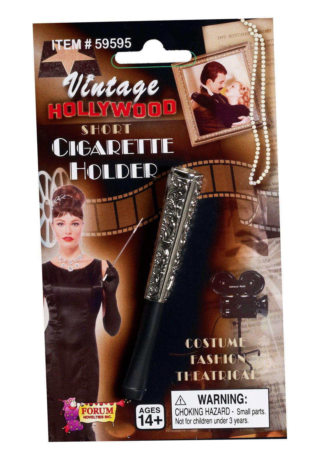 Vintage Hollywood Cigarette Holder