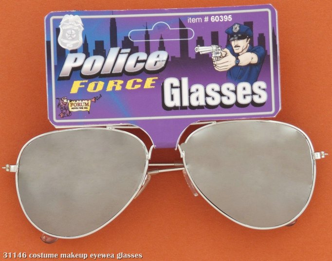 Police Mirrored Sunglasses