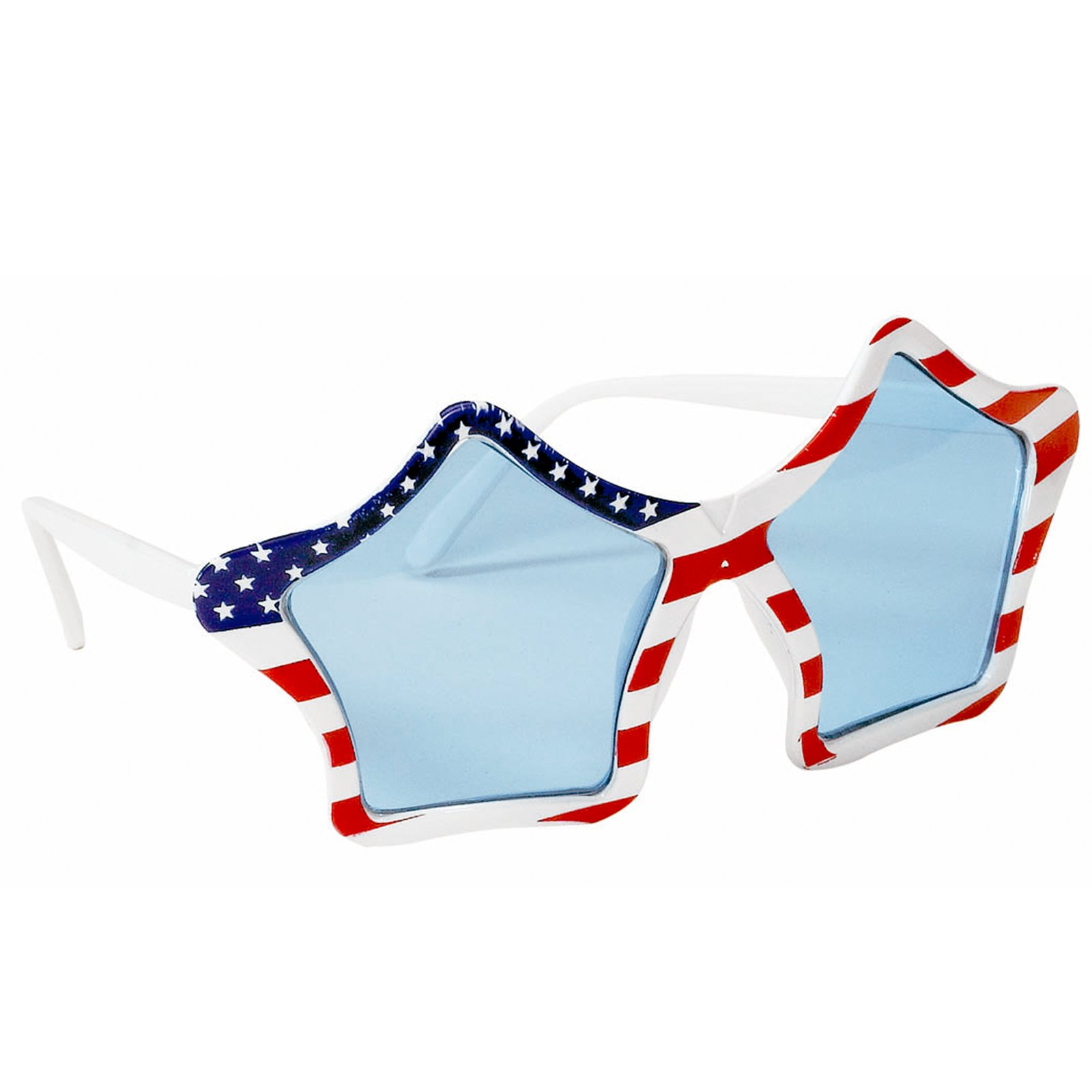 Patriotic Stars Glasses
