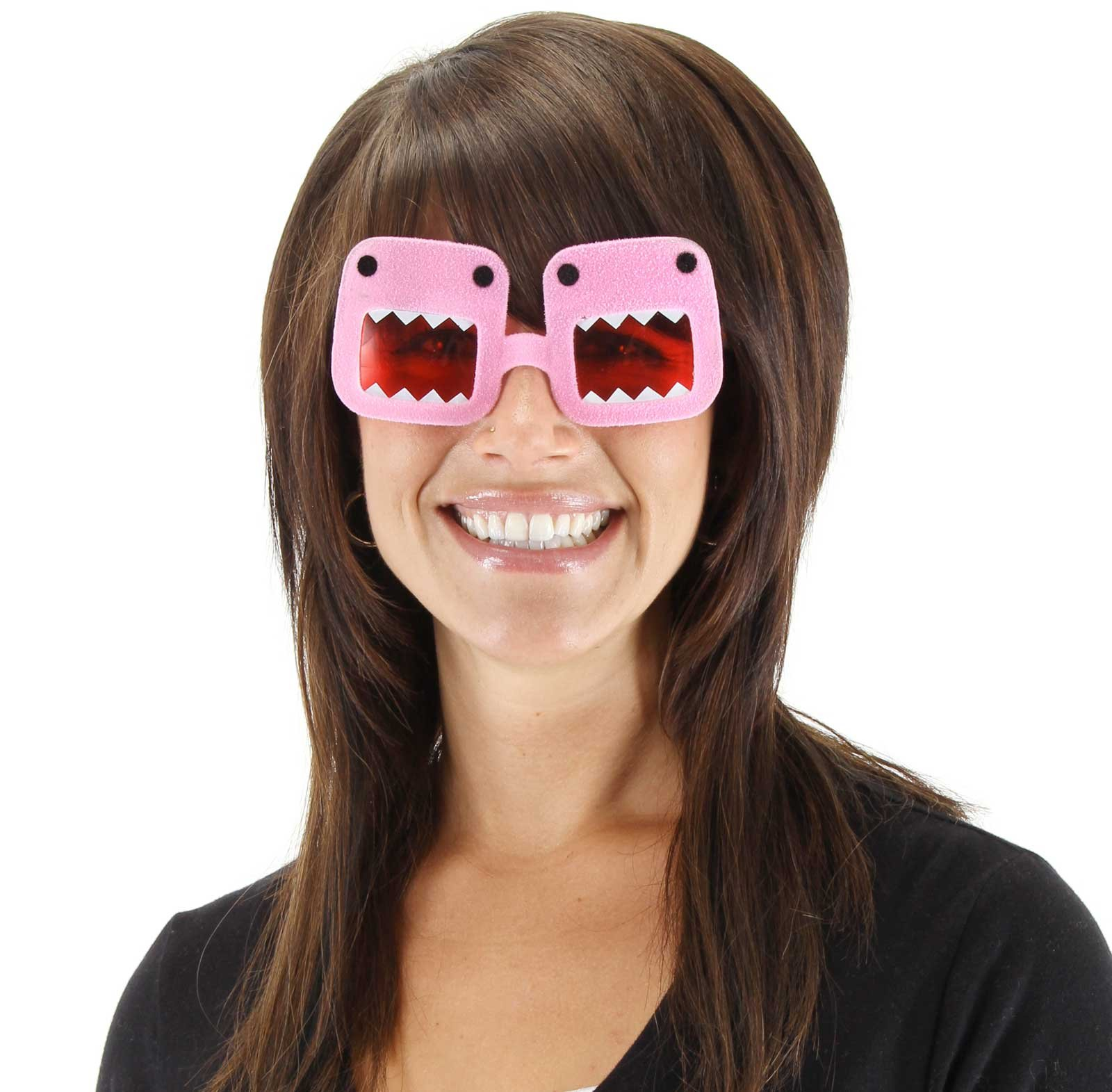 Domo (Pink) Adult Glasses