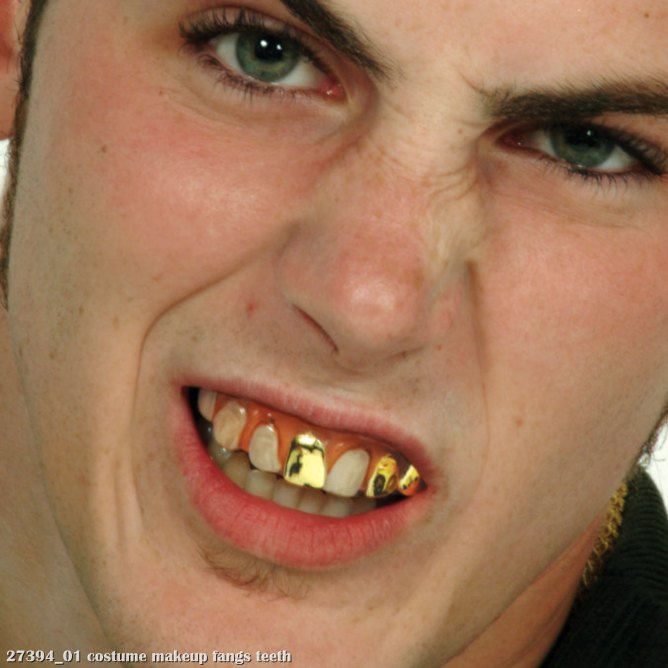 Pirate Grillz Teeth
