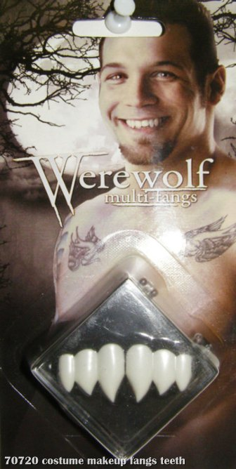 Werewolf Triple Fang Adult