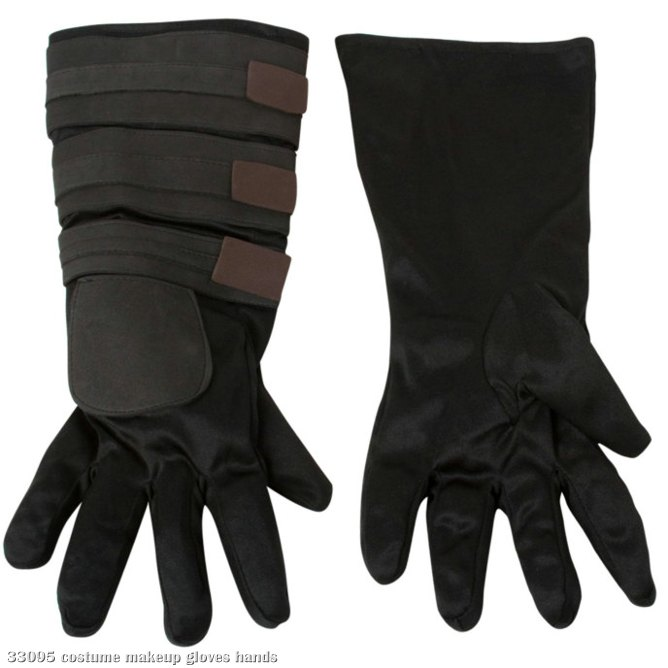 Star Wars Clone Wars Anakin Gloves Adult
