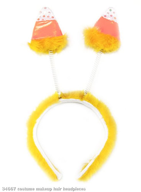 Candy Corn Headband