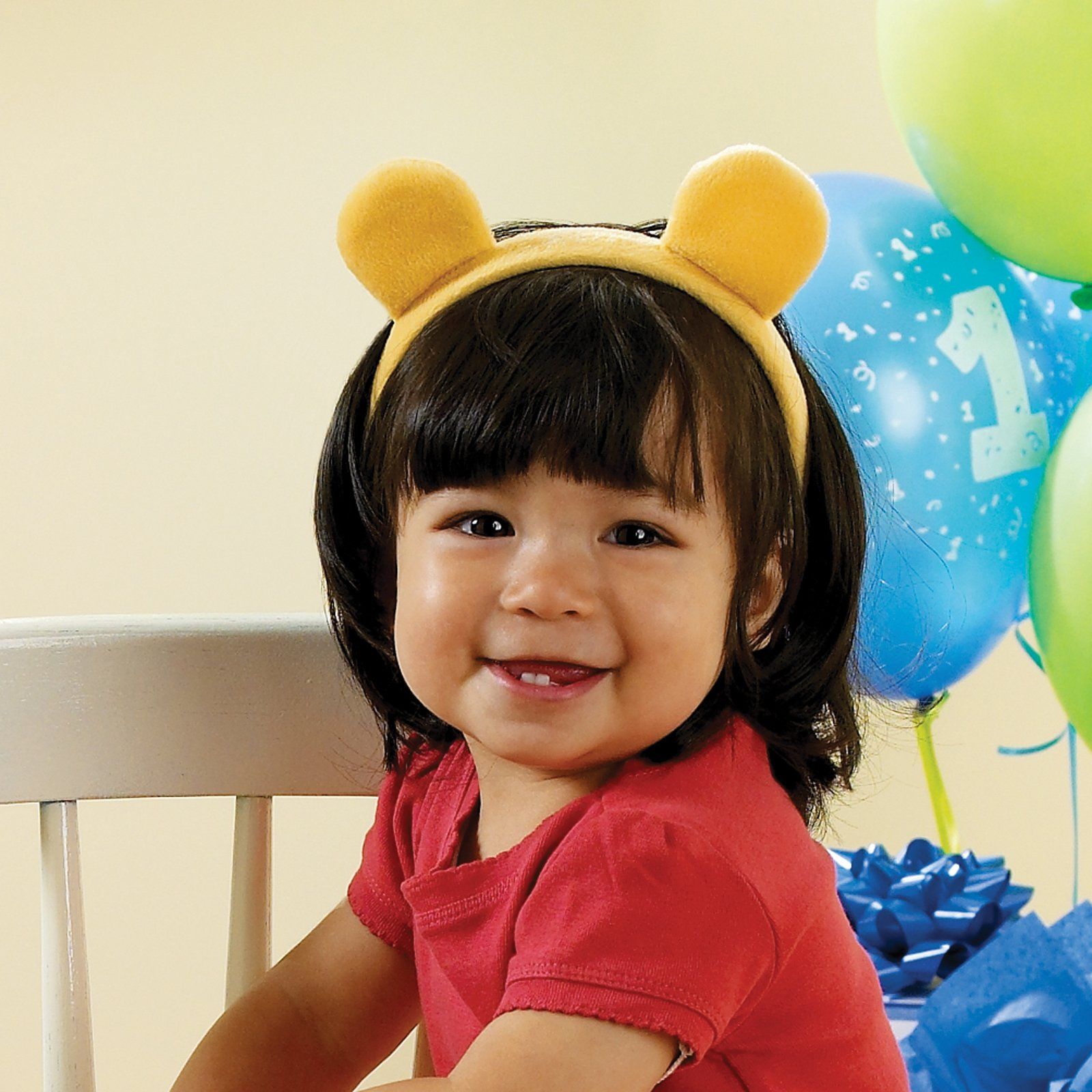 Disney Pooh Ears Plush Headband Child