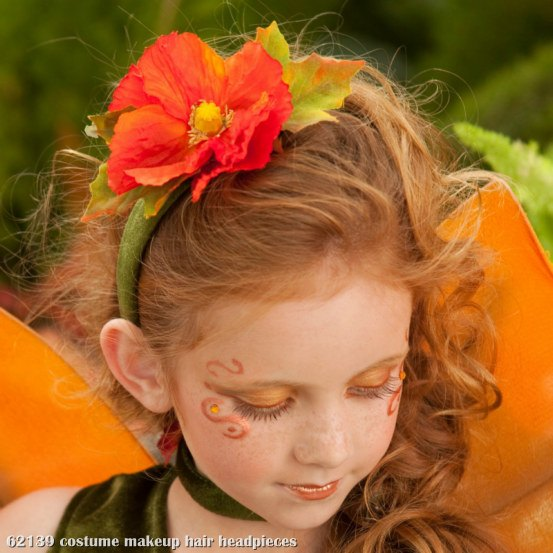 Fall Fairy Child Headband