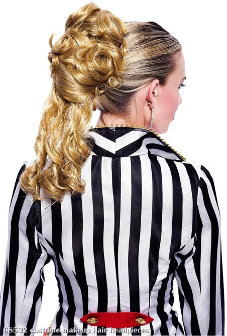 French Kiss Amelie Ponytail Blonde Adult