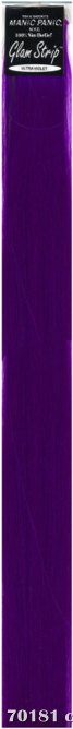 Glam Strips Hair Extension Ultra Violet Purple