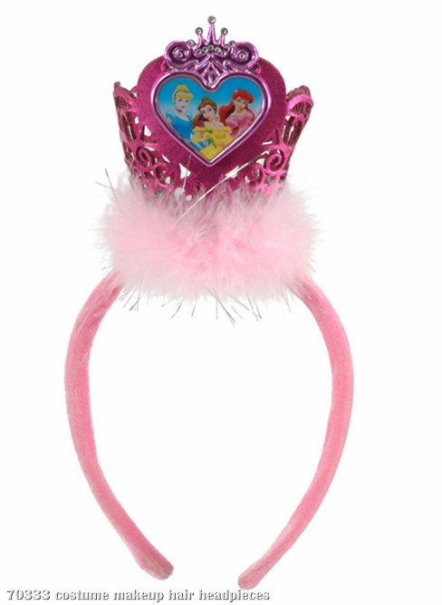 Disney Princess Mini Crown Headband Child