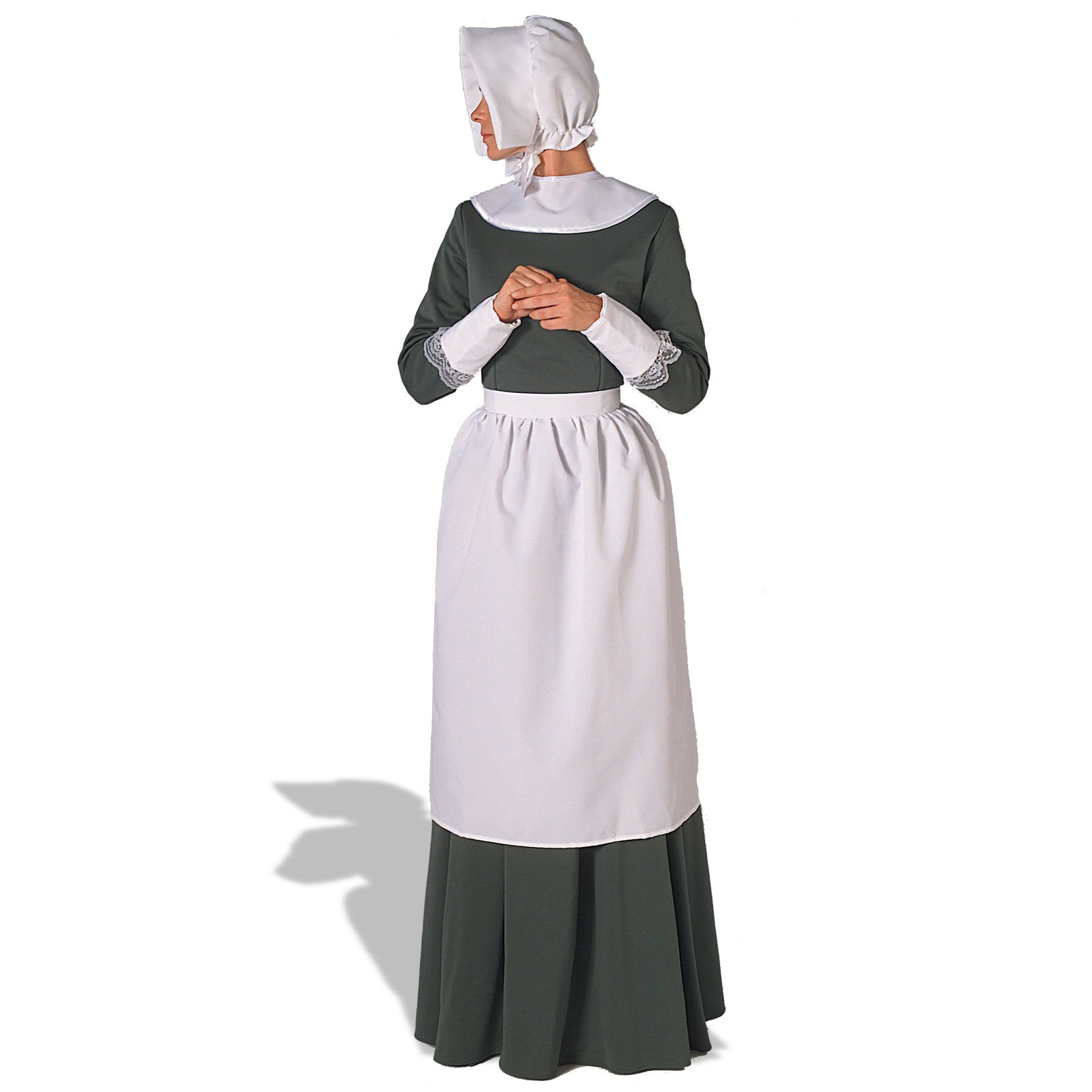 Pilgrim Lady Accessory Kit (Adult) - Click Image to Close