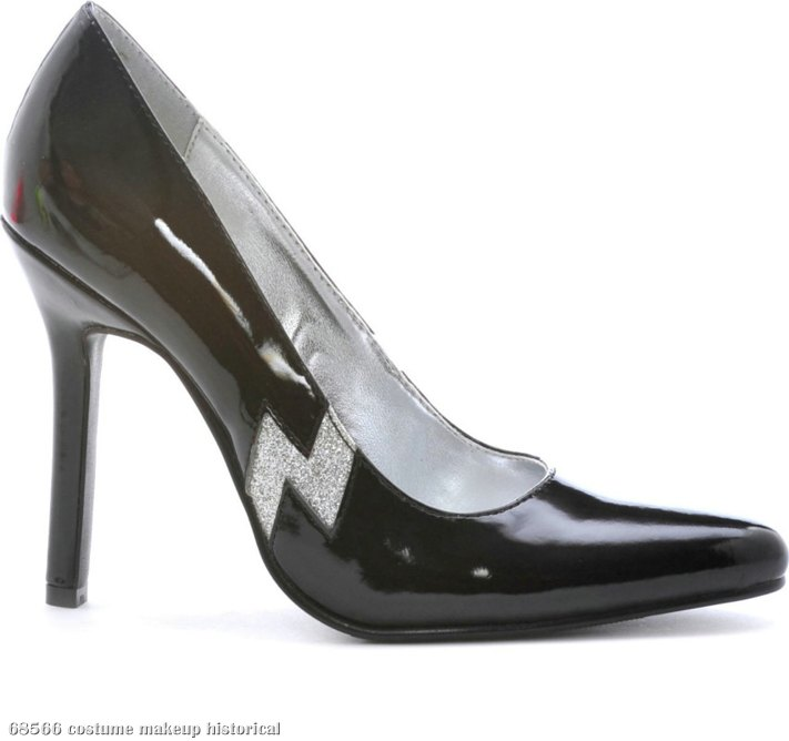 Jem (Black) Adult Shoes