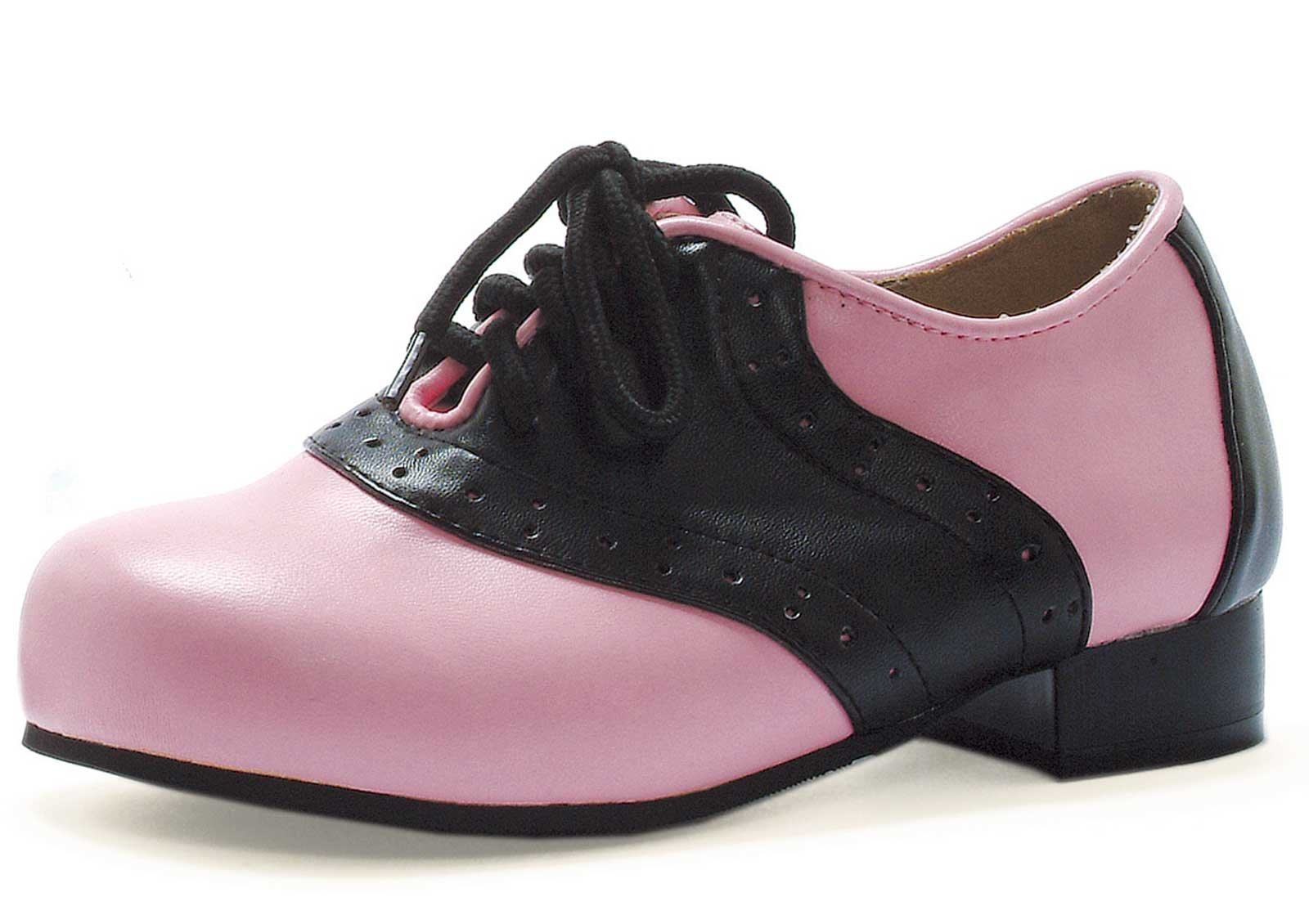 Saddle (Black / Pink) Adult Shoes