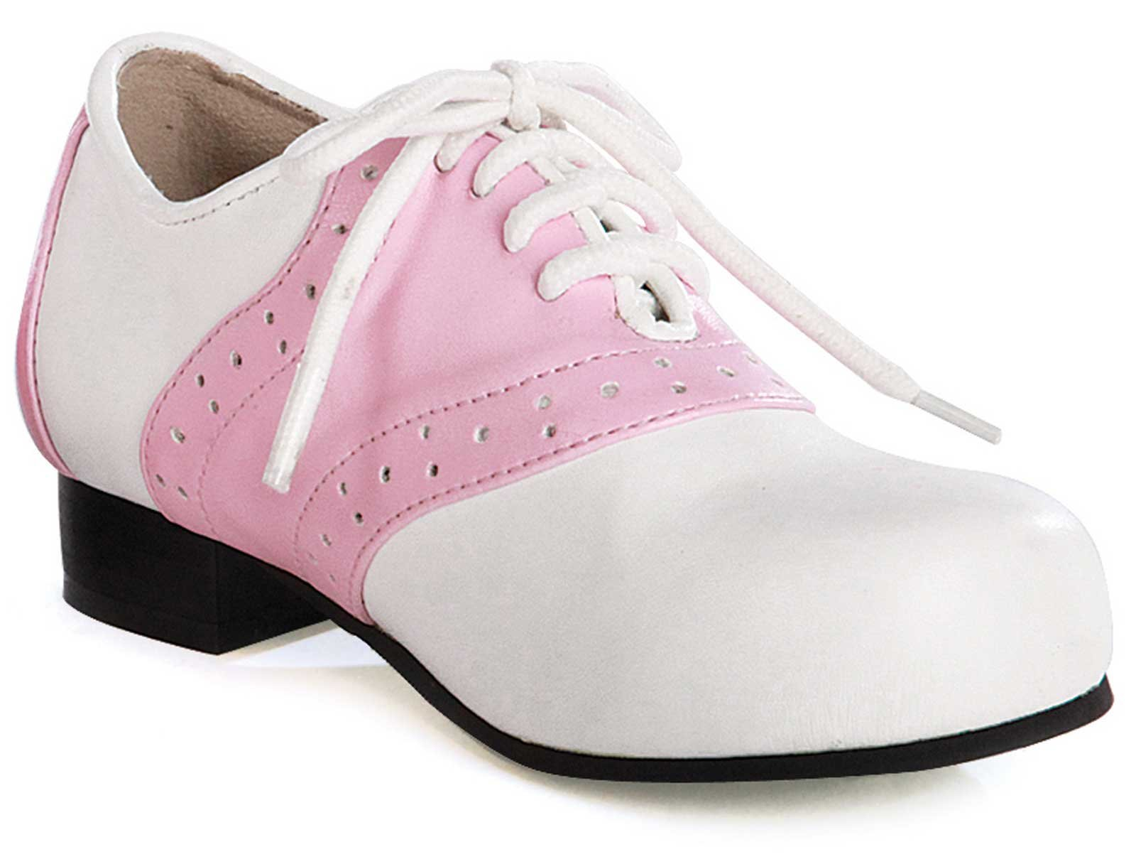 Saddle (White / Pink) Adult Shoes