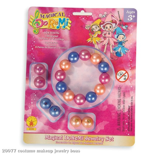Magical DoReMi - Jewelry Set