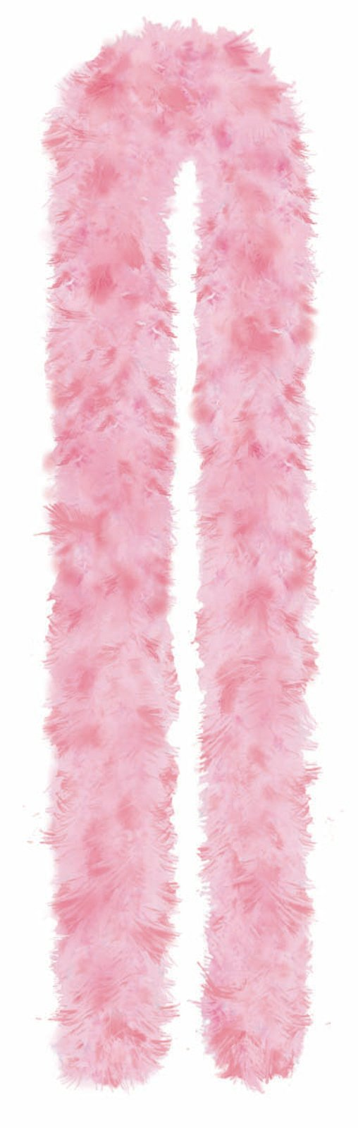 Two Tone Pink Feather Boa Child