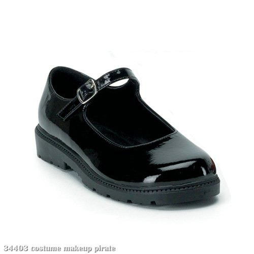 Mary Jane (Black) Child Shoes